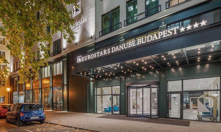 Exe Danube Budapest